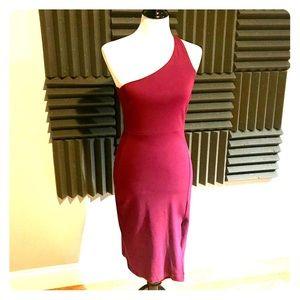"""Lulu's """"One Way Ticket"""" Bodycon Dress"""